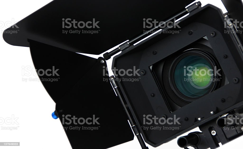 Camera Close-up royalty-free stock photo