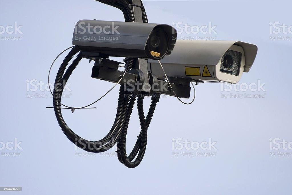 Camera control royalty-free stock photo