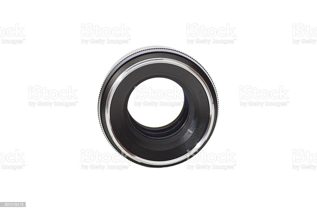 Camera dslr lens royalty-free stock photo