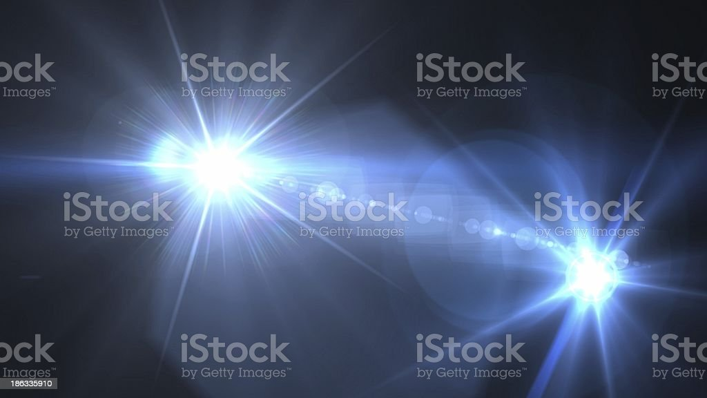 camera flash flare 03 stock photo