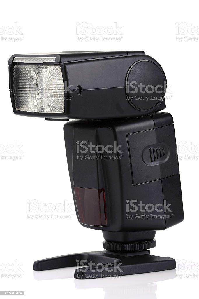 Camera Flash stock photo