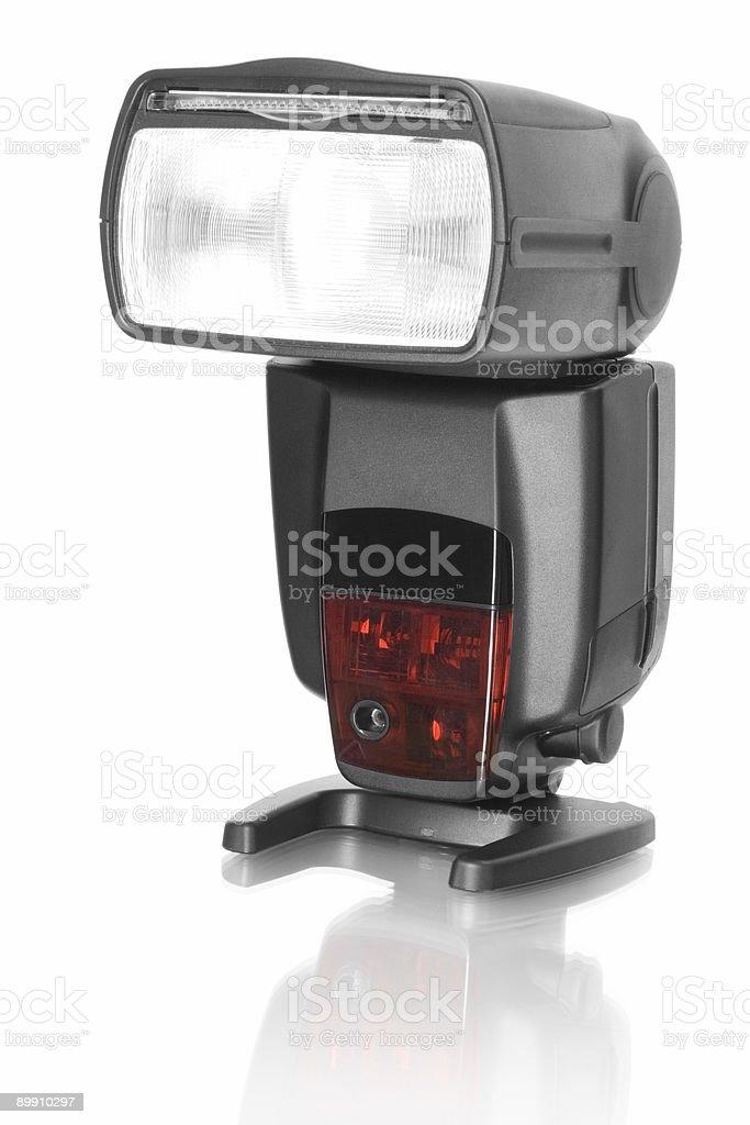 camera flash royalty-free stock photo