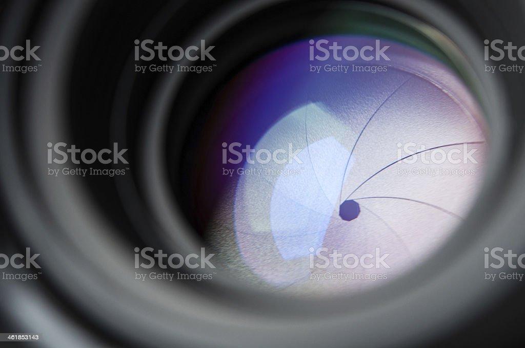 camera lens background royalty-free stock photo