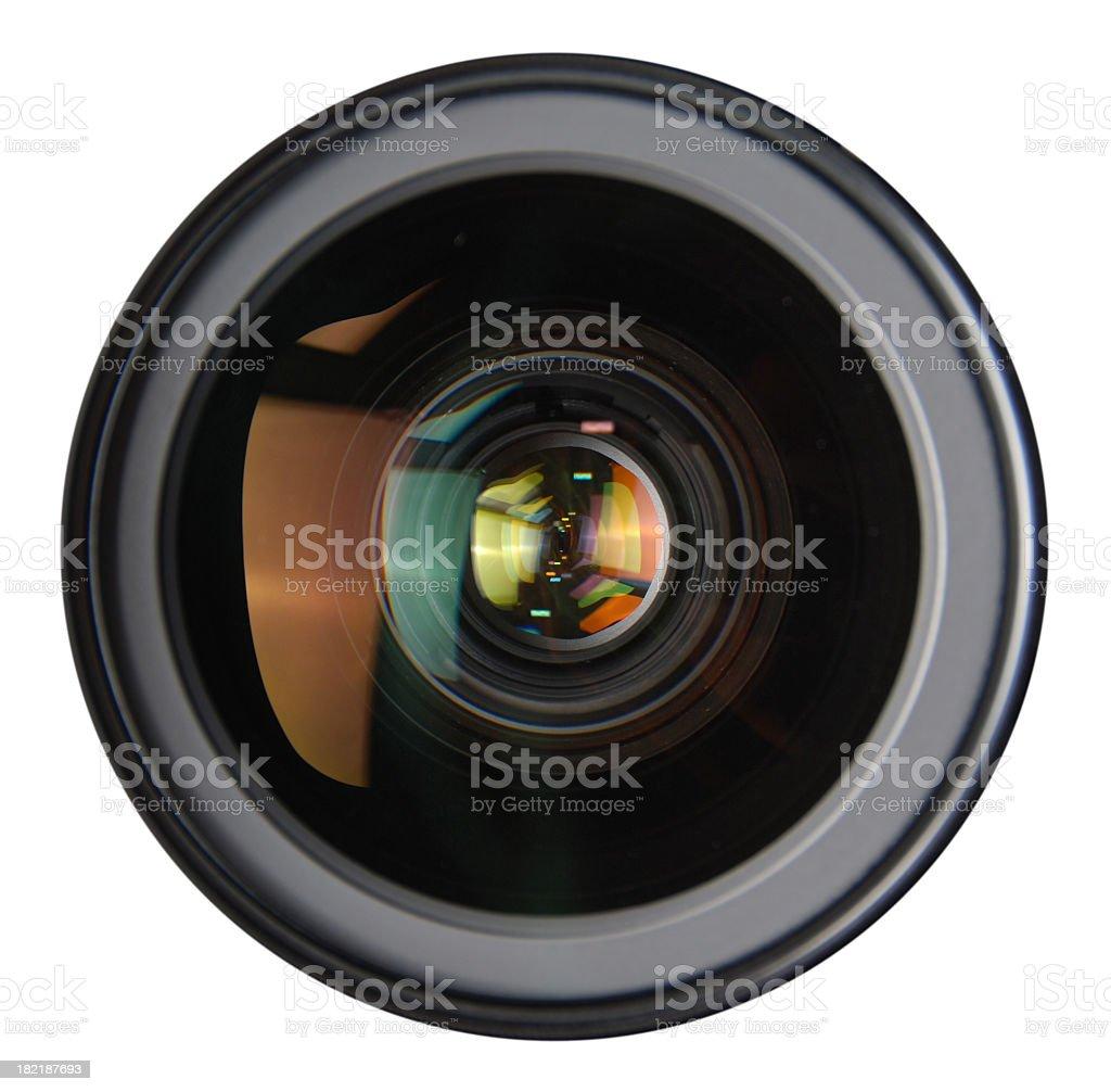 Obiektywu kamery – zdjęcie