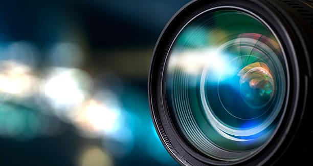 kamera objektiv - fotografische themen stock-fotos und bilder