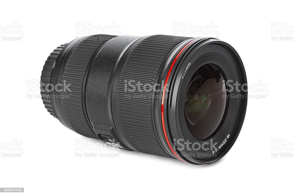 Obiektywu kamery  zbiór zdjęć royalty-free