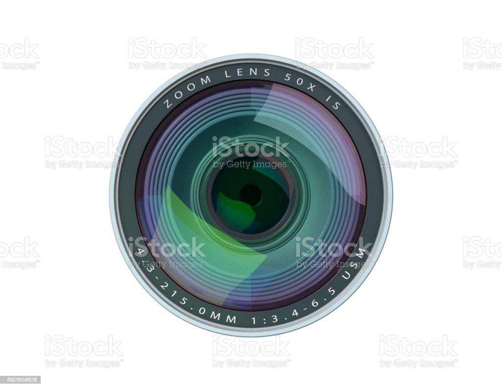 Camera lens – zdjęcie