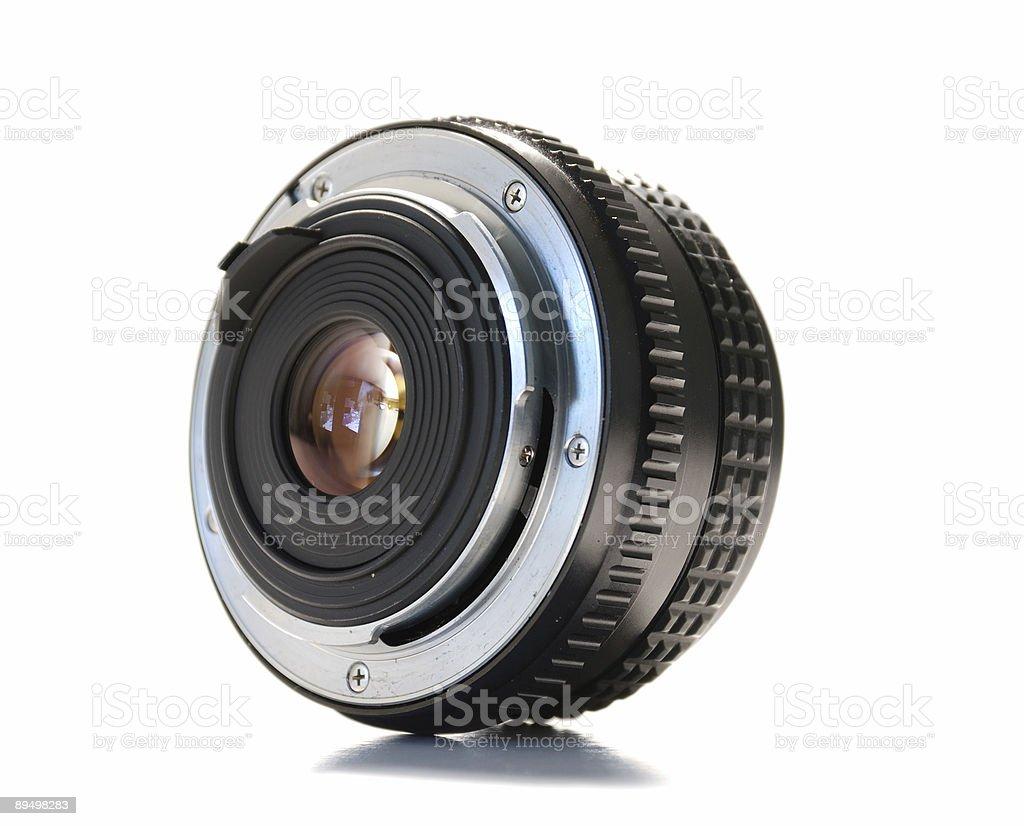 Camera lens royalty free stockfoto