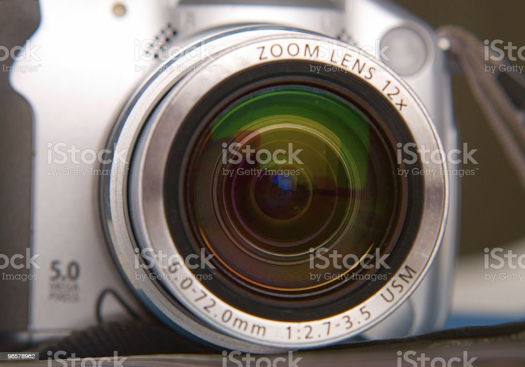 Camera Lens - Royalty-free Abstract Stockfoto