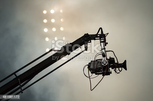 istock TV camera on a crane during football mach or concert 481581172
