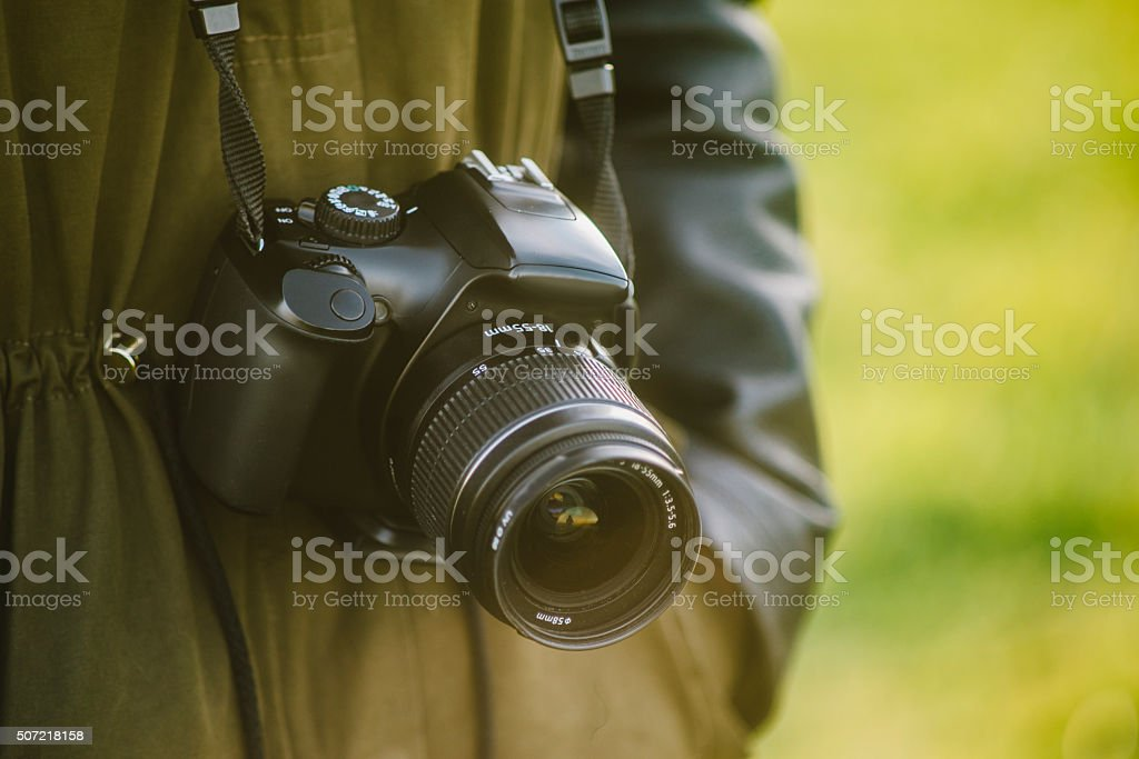 Dslr Camera Stock Photo Download Image Now Istock
