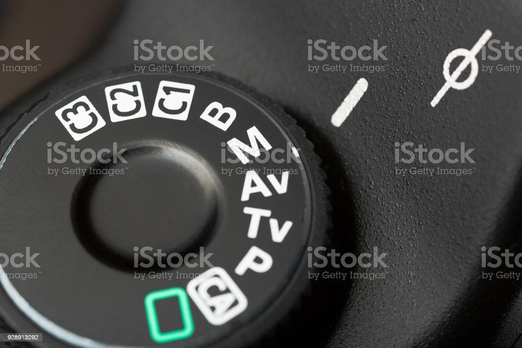 Camera. stock photo