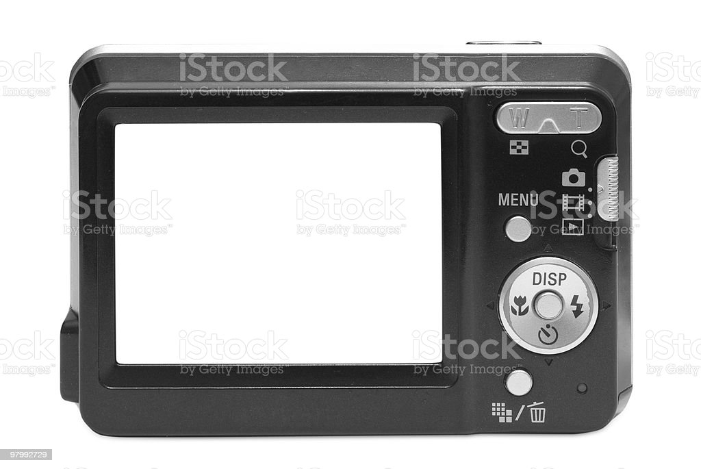 Camera royalty free stockfoto