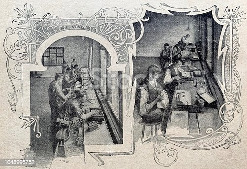 Image from 19th century