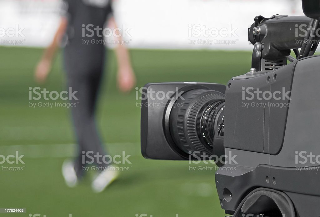 Camera Shooting stock photo