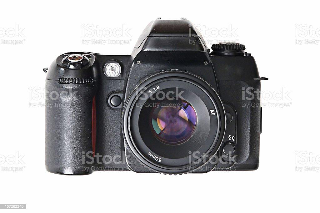 Appareil photo reflex à un objectif: - Photo