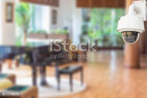 istock CCTV camera system. 611779370