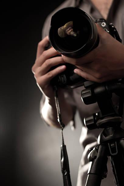 Professioneller Fotografen – Foto