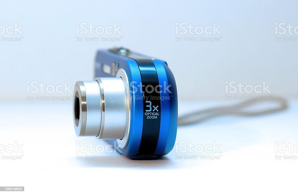 zoom de la cámara - foto de stock