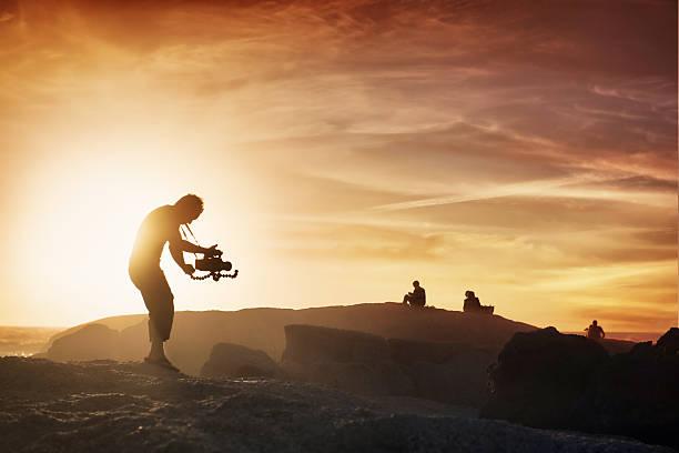 Cameraman at sunset picture id169937703?b=1&k=6&m=169937703&s=612x612&w=0&h=jeurfhu2yisrfox6uggi2imuhczc7pwwywbkerqetqq=