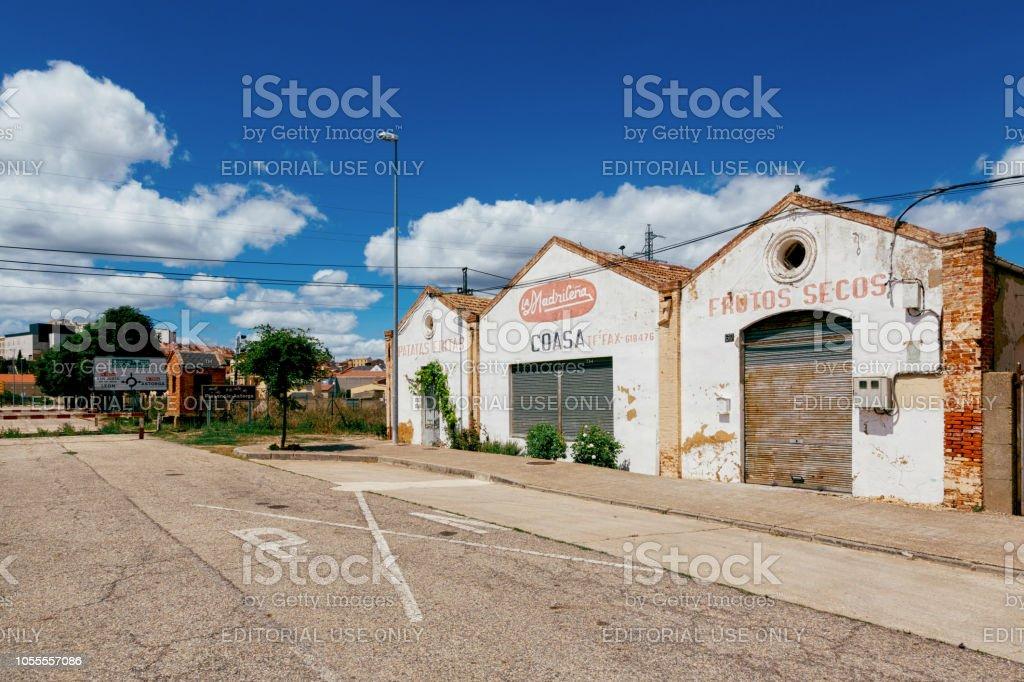 Camino de Santiago - foto de stock