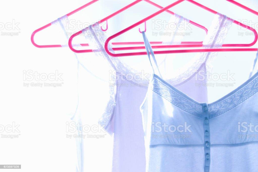 Camisole stock photo