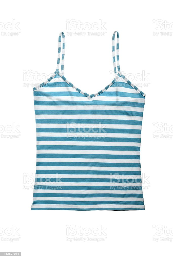 Camisole Top royalty-free stock photo