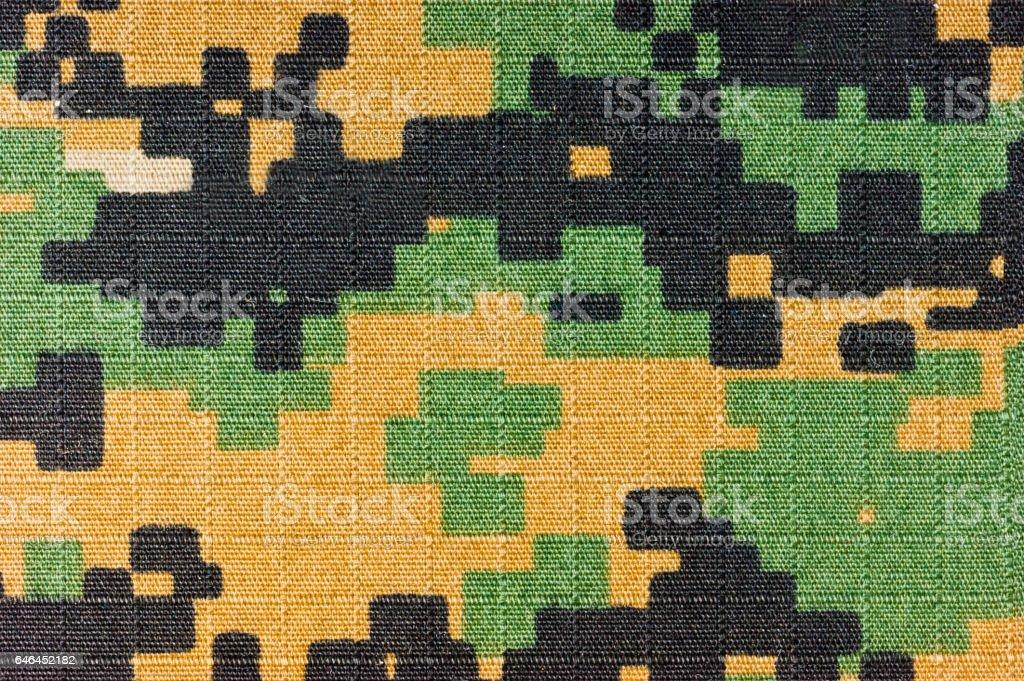 Camo texture stock photo