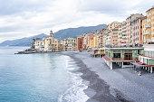 istock Camogli, beautiful small town in Italy 1193484135