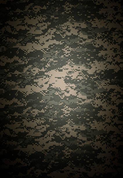 Camouflage background stock photo