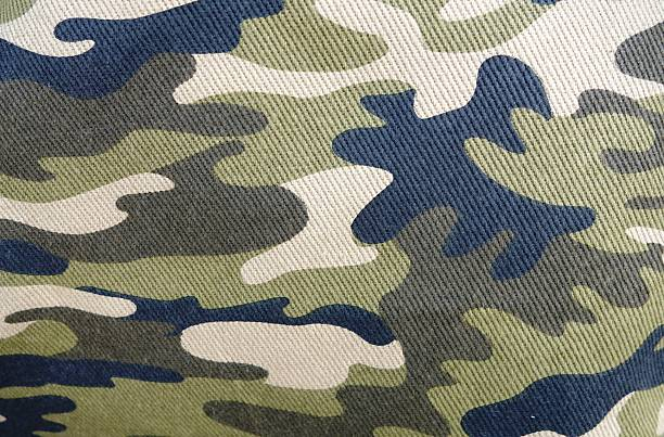 Camouflage fabric texture Camouflage fabric texture camouflage stock pictures, royalty-free photos & images