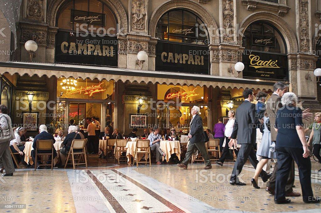Camparino In Galleria Stock Photo Download Image Now Istock
