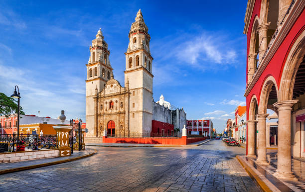 1,537 Campeche Mexico Stock Photos, Pictures & Royalty-Free Images - iStock