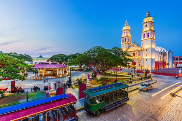 Campeche, Mexiko. – Foto