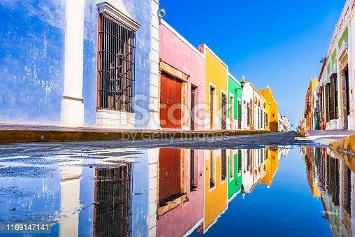 istock Campeche, Yucatan - Mexico 1169147141
