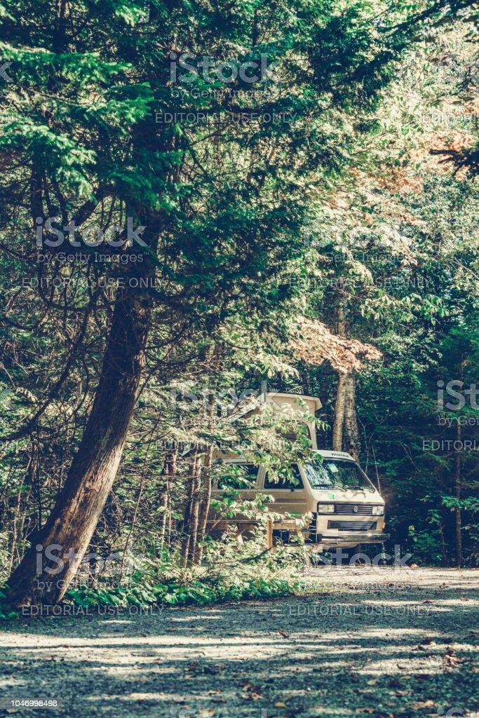 Fr de camping-car Westfalia - Photo