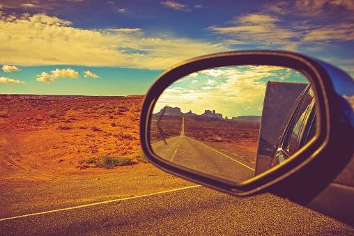 Camper Trip in Arizona