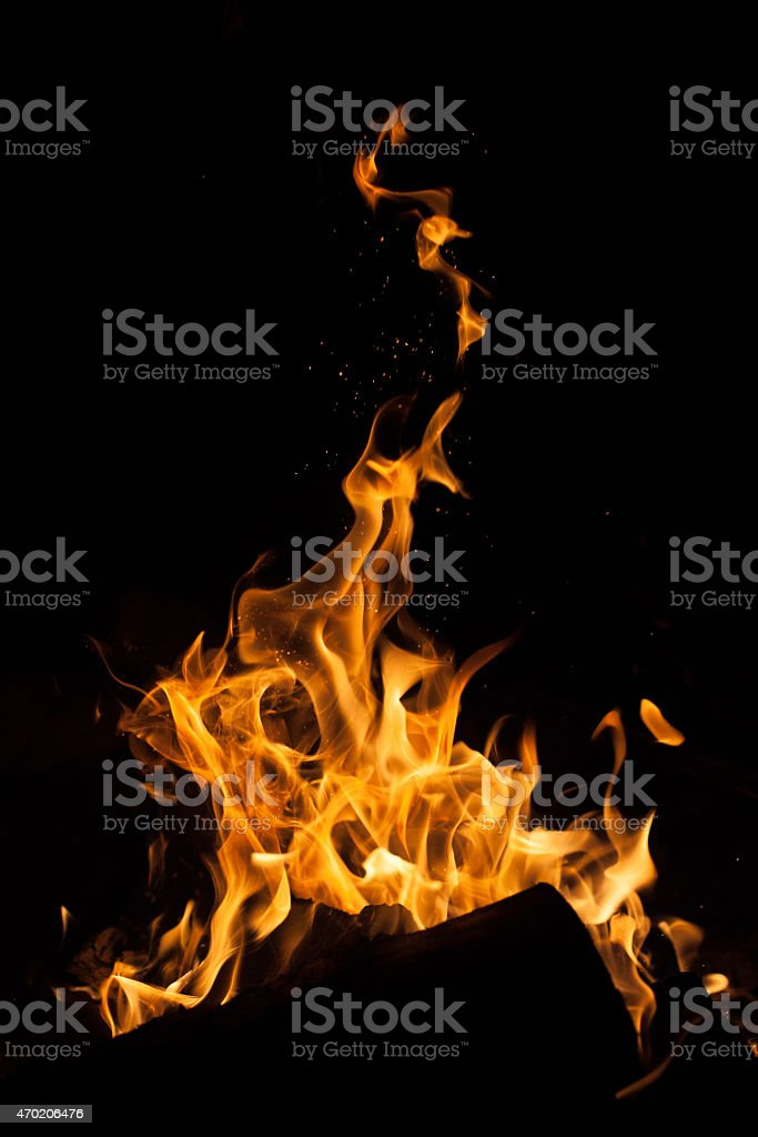 Lagerfeuer – Foto