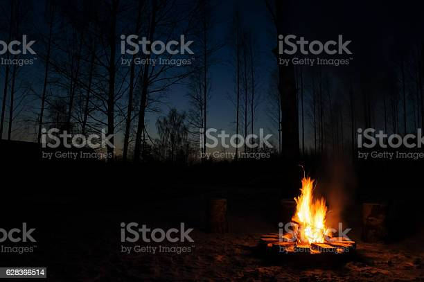 Photo of Campfire