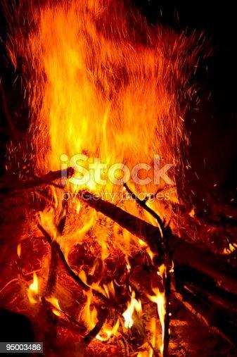 istock campfire 95003486