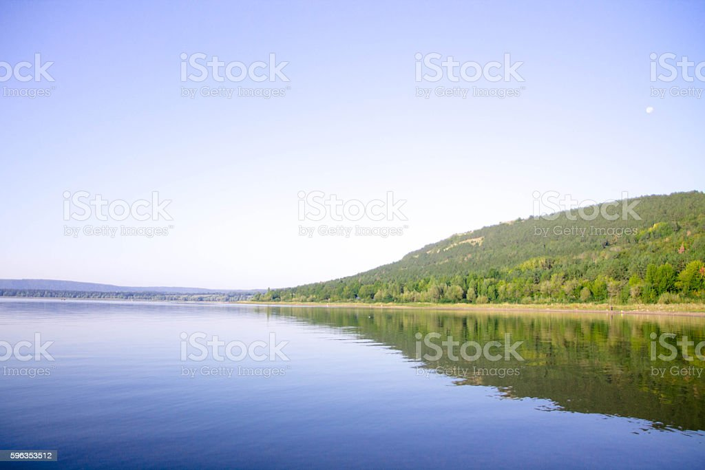 Camping in Bakota. royalty-free stock photo