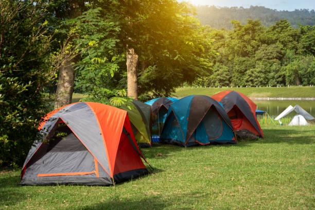 Camping – Foto