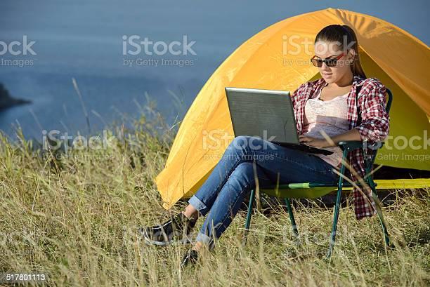 Camping Stockfoto und mehr Bilder von Camping
