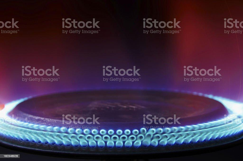 camping stove royalty-free stock photo