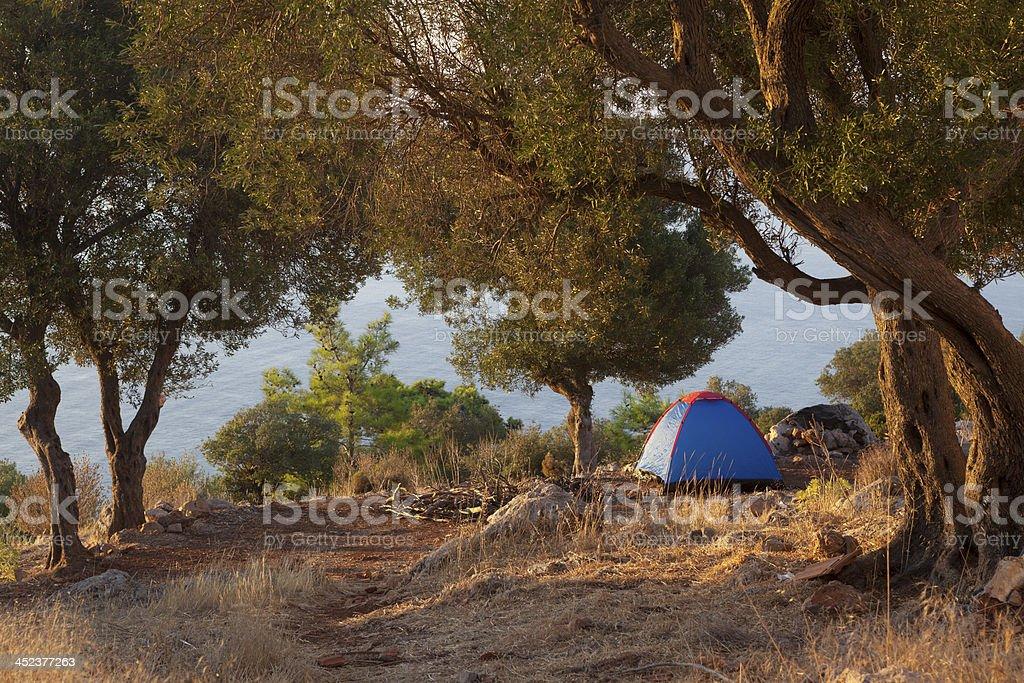 camping mittelmeer