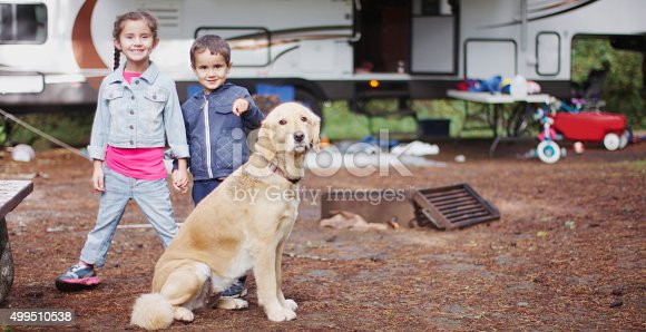 istock RV Camping Trip 499510538