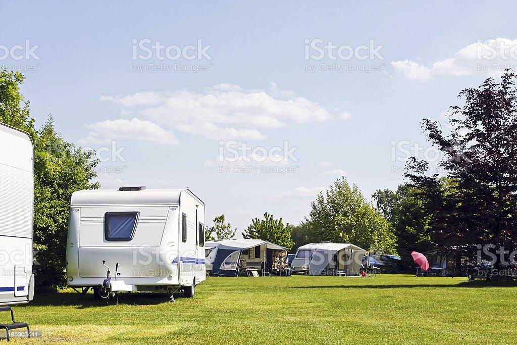 Camping # 54 XL stock photo