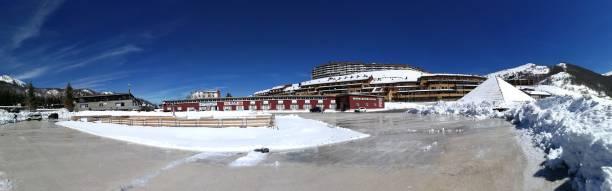 Campitello Matese - Panoramica della Galleria Commerciale – Foto