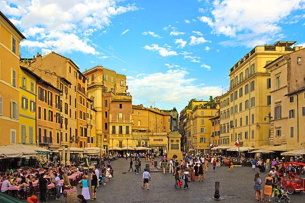 Fiori Campo.Campo De Fiori Stock Photos Pictures Royalty Free Images Istock