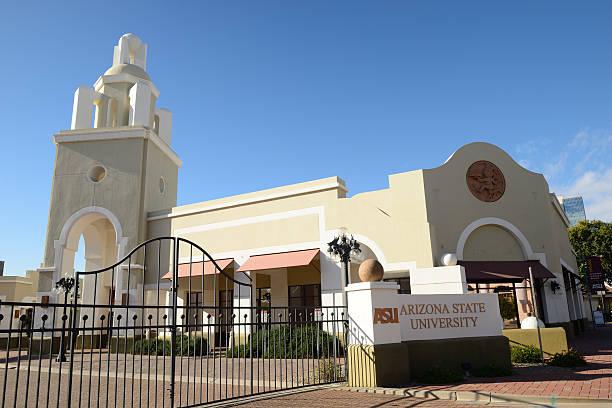 Campus of Arizona State University in Phoenix